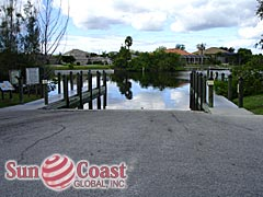NW Cape Coral Boat Ramps