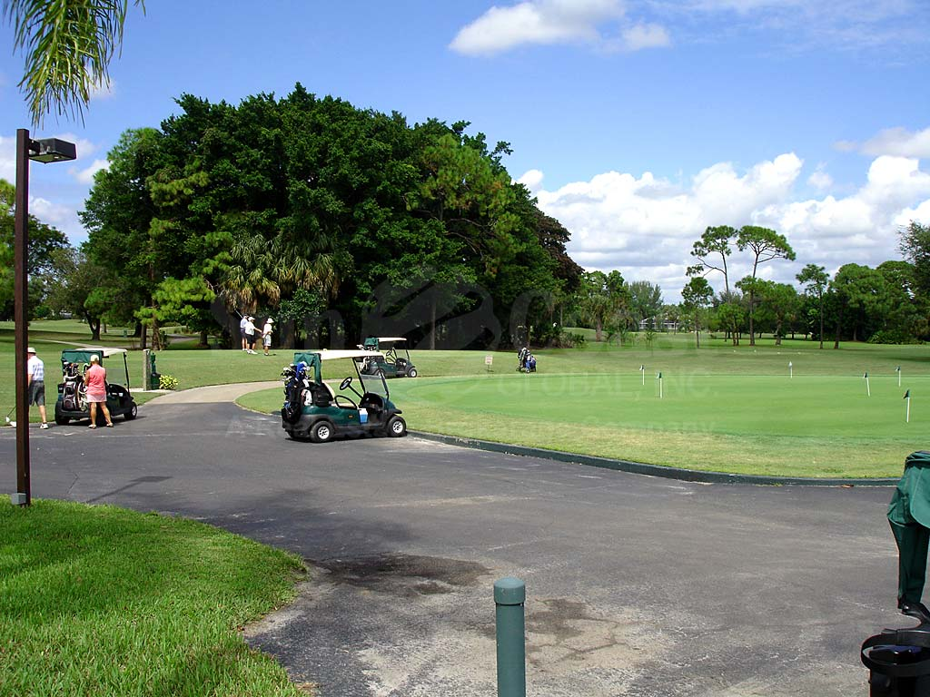 SW Cape Coral Putting Green