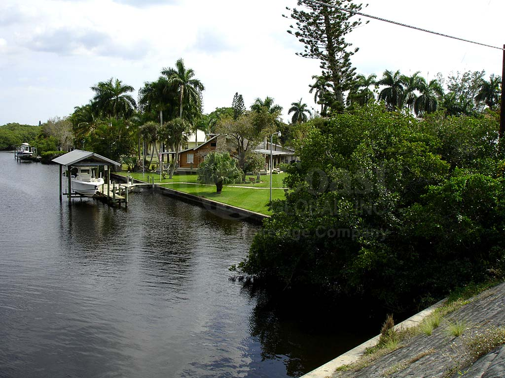 Fort Myers Mcgregor North Area View of Water