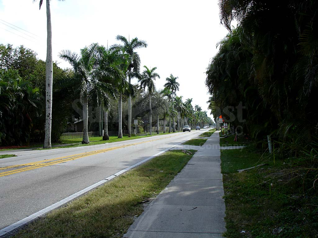 Fort Myers Mcgregor North Area Street View