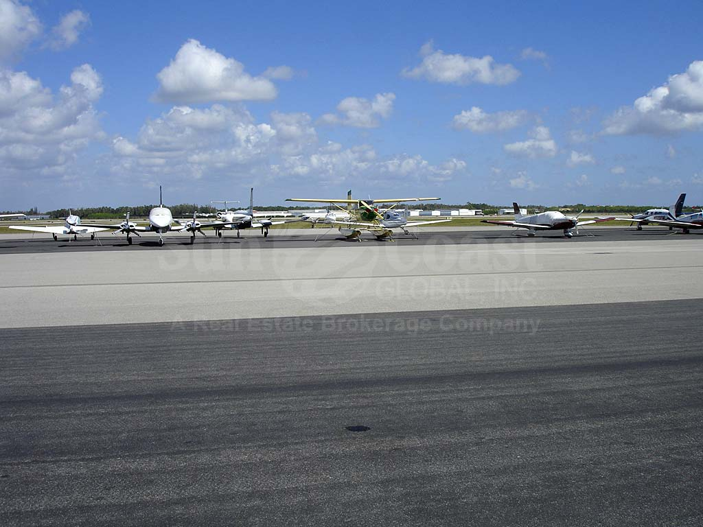 Fort Myers Page Field Area Runway