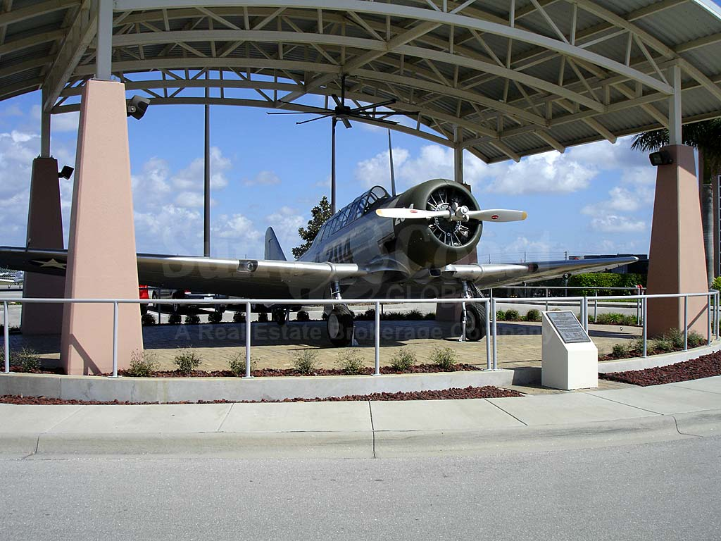 Fort Myers Page Field Area Airplane Hanger