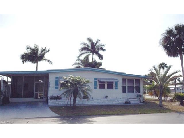 Lazy Days Village Real Estate North Fort Myers Florida Fla Fl
